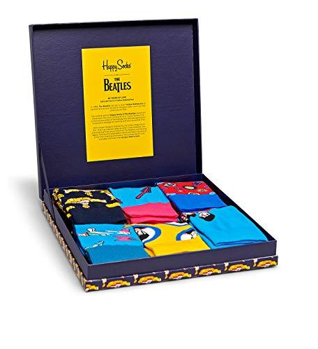 Happy Socks The Beatles Collector Box Set 36/40 (XBEA10-6000)