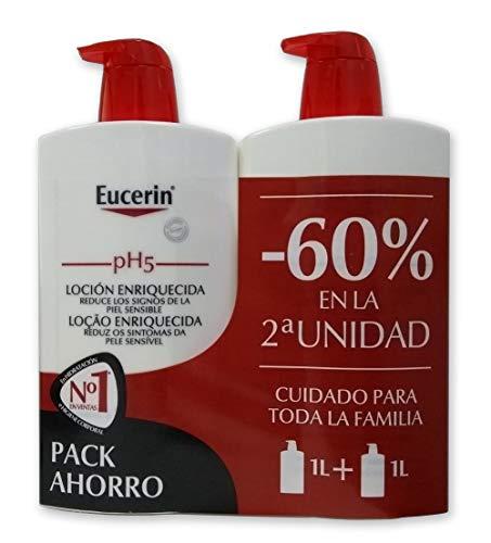 Eucerin Eucerin Ph5 Locion Enr 1000 ml Duplo - 1000 ml