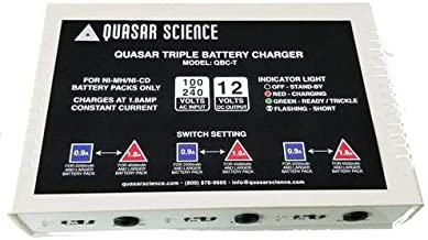 Quasar Science Triple Battery Charger