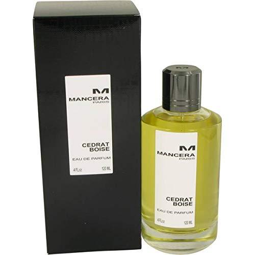 100% Authentic MANCERA Cedrat Boise Eau de Perfume 120ml Made in France + 2 Mancera Samples + 30ml Skincare