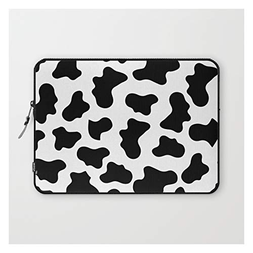 Laptop Sleeve - Laptop Sleeve - 13' - Moo Cow Print by Kate + Co.