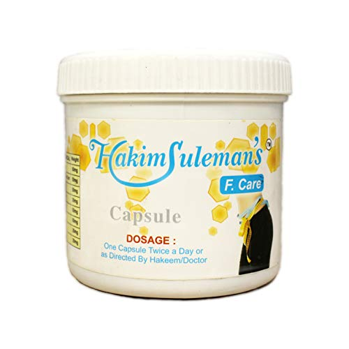Hakim Suleman's F Care Herbal Medicine for Obesity, No Proven Side Effects
