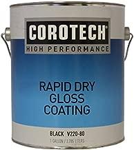 Gallon Rapid Dry Gloss Black Alkyd Enamel