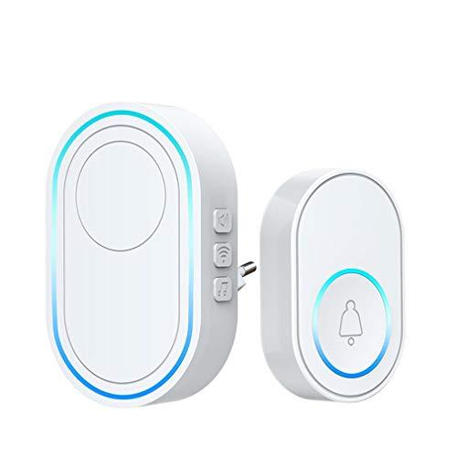 Timbre inalámbrico App WiFi Timbre Inteligente Bienvenido a casa Sistema de Alarma