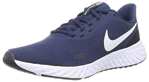 Nike Revolution 5 BQ3204-400 Sports Shoe UK/India-10 Blue