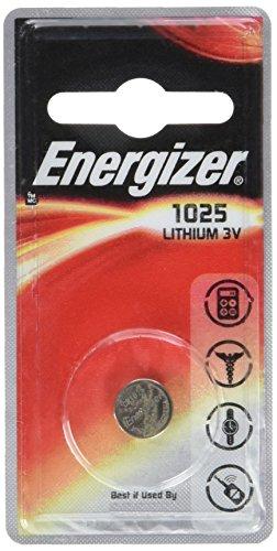 Energizer CR1025 Pile Lithium 3V