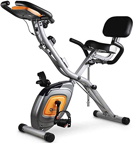 Bicicleta de ejercicio interior Ciclismo cinturón conducido Spinning Bike Studio Cycles, función LCD Display Monitor Holder Soft Cushion Seat Uso en el hogar Máquina de ejercicio