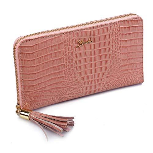 Yanko 7170-668, Damen Damen-Geldbörse Pink Rosa talla unica