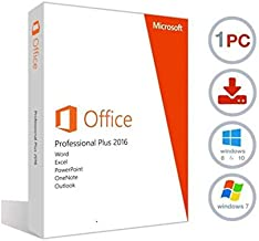 key product for office 2016