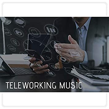 Teleworking Music: Electronic Background Music, Piano Music for Concentration & Relaxation