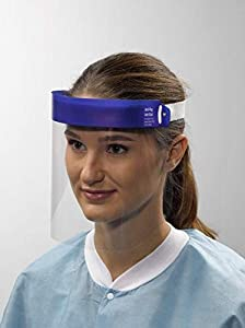 PLM Disposable Face Shield Bx/24