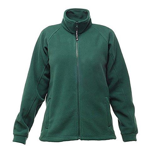 Regatta Polaire Homme zippée avec Propriété de séchage rapide Thor III Fleece Homme Bottle Green FR: 4XL (Taille Fabricant: 4XL)