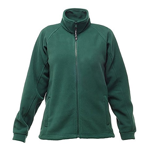 Regatta Professional Herren Fleecejacke Thor III Interaktive Arbeitskleidung, Small, flaschengrün, 1
