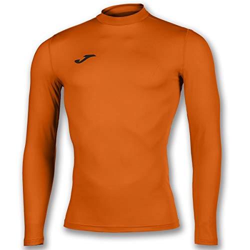 Joma Academy Maglietta Termica, Uomo, Uomo, 101018.800.L-XL, Arancione, L-XL