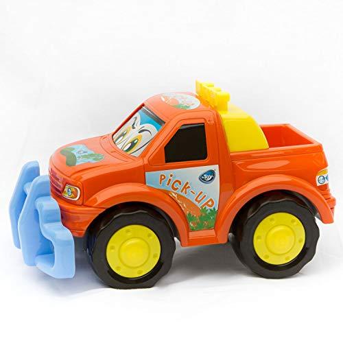 Betoys Mon Premier Pick-up - Jouet éveil - Orange