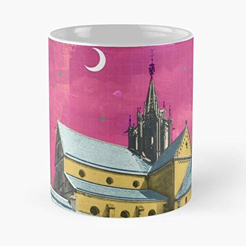 Bebenhausen Germany Baden Swabia W眉rttemberg Tourist Monastery Walker T眉bingen Rural Best 11 oz Kaffeebecher - Nespresso Tassen Kaffee Motive
