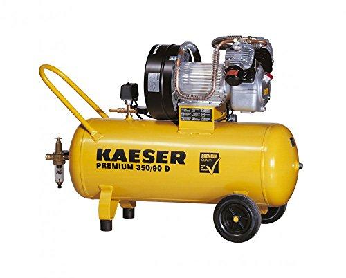 Kaeser Premium 350/90D Werkstatt Druckluft Kolben Kompressor
