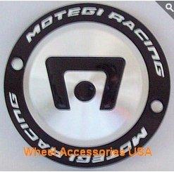 Deal on Wheels Motegi MR120 MR126 Center Cap MRC65AL1S1W New fits w/Screws