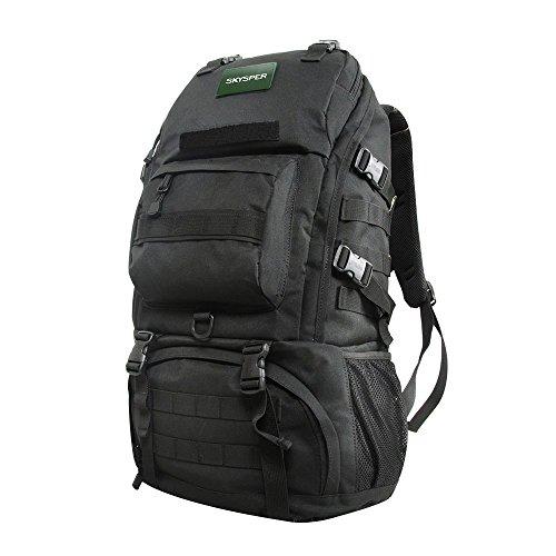 Skysper® 50L zaino di alta qualità resistente all'acqua viaggio Escursionismo dello Zaino