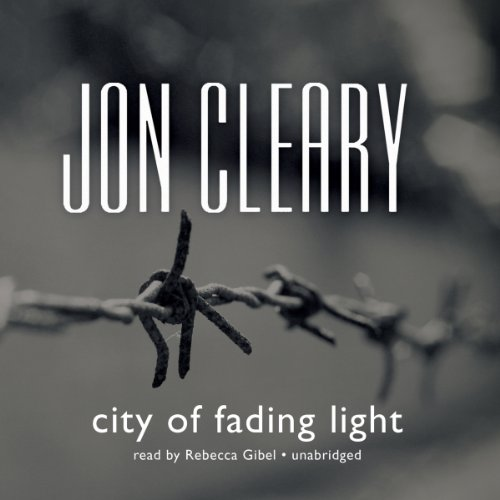 City of Fading Light audiobook cover art