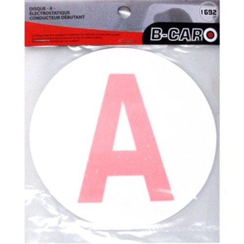 Disque A électrostatique conducteur débutant : B-car