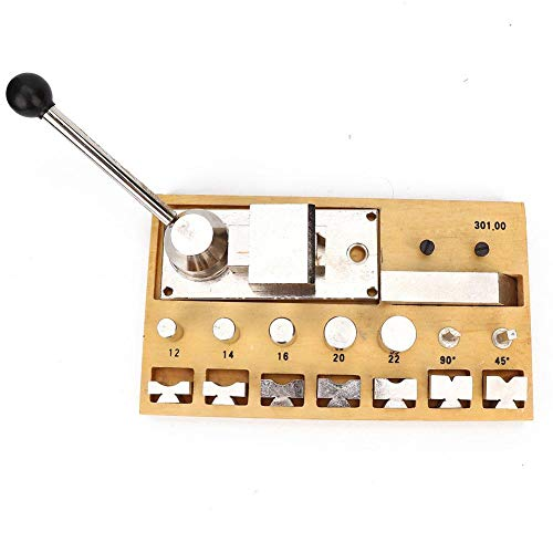 A sixx Schmuck Ring Bender Maker Werkzeuge, hochwertige Ring Ohrring Biegewerkzeuge Ring Bender Maker Schmuckherstellung Werkzeuge Ring Bender Maker