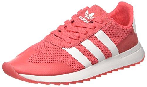 adidas Flashback, Zapatillas para Mujer, Rojo (Core Pink/