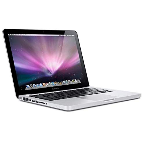 Apple MacBook Pro 13.3' MD102LL/A Mid-2012 - Intel Core i7 2.9GHz, 4GB RAM, 320GB HDD - Silver (Renewed)