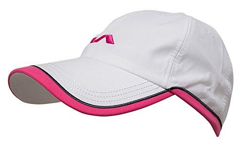 VARLION Collection Tennis-Cap, Damen M Rosa