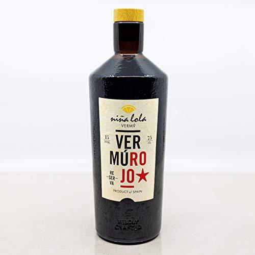 NIÑA LOLA | Estuche de 6 Botellas de Vermut - 6 Botellas de 75cl