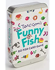 Taro Gomi's Funny Fish. Go Fish Card Game
