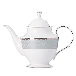 Lenox Westmore Teapot, 2.85 LB, Blue (B01M6ZGZ3W) | Amazon price tracker / tracking, Amazon price history charts, Amazon price watches, Amazon price drop alerts