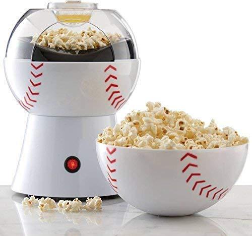 Heavan Plastic Ball Shape Popcorn Maker 1200 W (Multicolor)