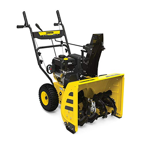 Champion Power Equipment 224cc 24-Inch 2-Stage Gas...