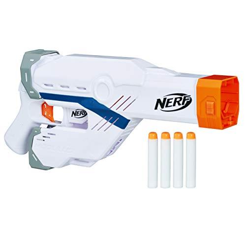 Hasbro Nerf Modulus Mediator Stock - Armas de juguete (Pistola de juguete, 8 año(s), Niño, Multicolor, De plástico, Nerf Modulus)