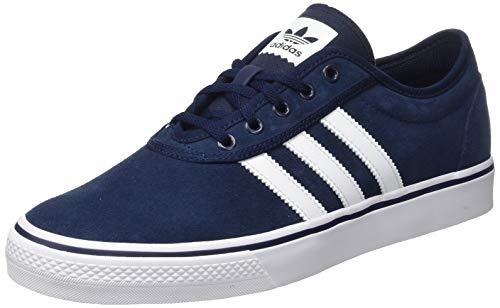 adidas Adi-Ease, Zapatillas de Skateboard Unisex Adulto, Azul (Collegiate Navy/FTWR White/Gum4 Collegiate Navy/FTWR White/Gum4), 44 EU