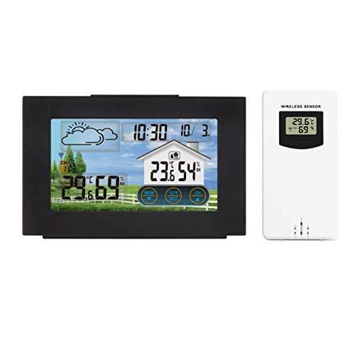 estación meteorológica con pantalla lcd fabricante qazxsw