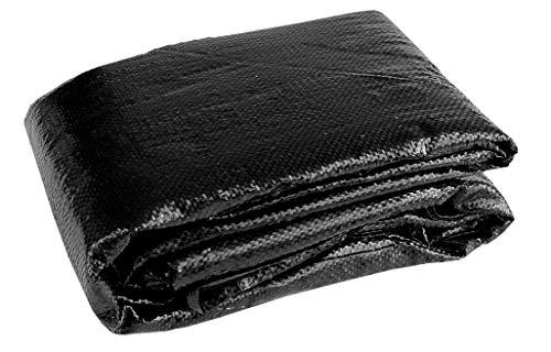 Windhager Tissu unterboden 5 m x 2 m Noir
