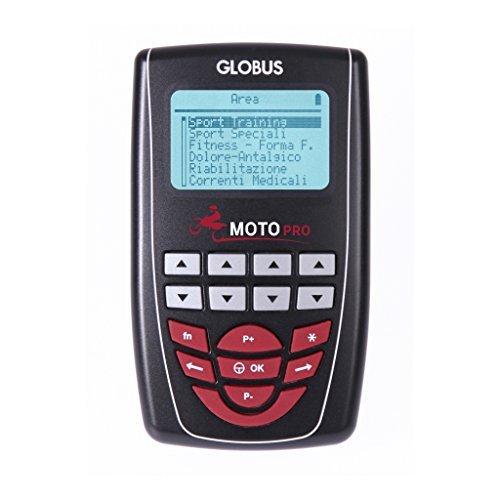 GLOBUS - MOTO PRO - Electrostimulator 4 channels - 256 prog by Globus