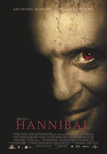 Close Up Hannibal Poster (68cm x 98cm) + Ü-Poster