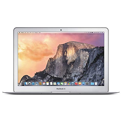Apple MMGG2LL/A MacBook Air 13.3-Inch Laptop, Intel Core i5, 8GB RAM, 256GB SSD, Mac OS X 10.10 Yosemite (Renewed)