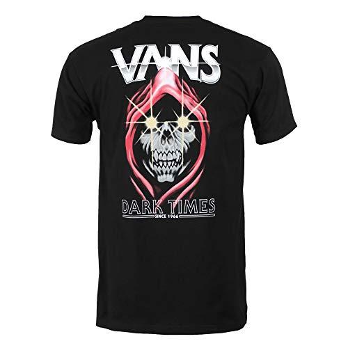 Vans T-Shirt Uomo Dark Times Black (S)