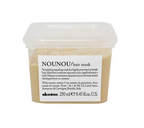 Nounou Hair Mask Davines - Máscara de Nutrição 250ml