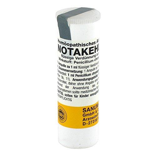 NOTAKEHL D 5 Ampullen 1X1 ml