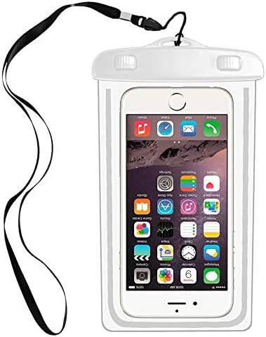 Universal Waterproof Case Compatible with iPhone 11 PRO MAX X 8 8plus 7plus 6plus Galaxy s8 product image