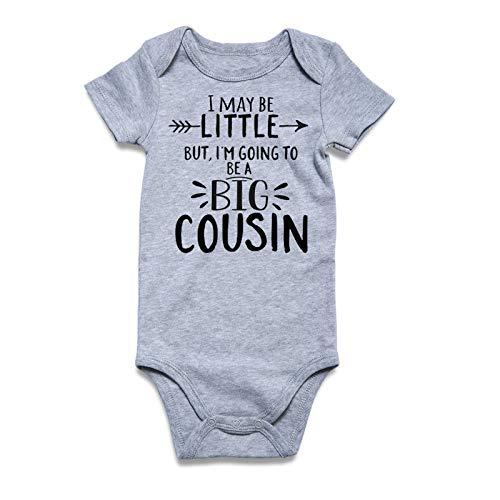 Cousin Onesie Baby Boy Girl Bodysui…