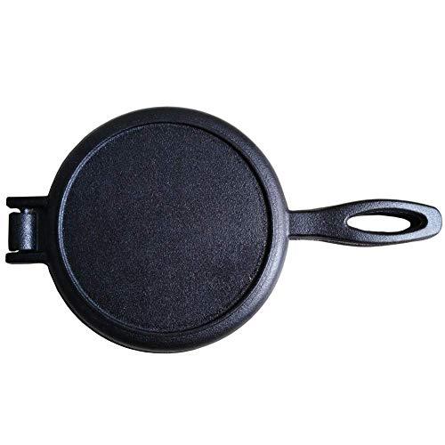Best Price! HAWOK Cast Iron Waffle Iron Waffle Maker (Renewed)