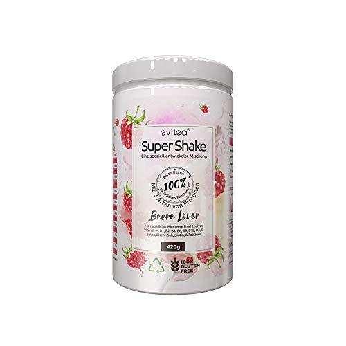 evitea® Super Shake Beere Lover 420 g...