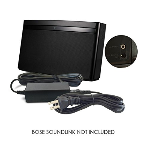 Replacement Bose 20V 20 Volt DC 2 AMP Battery Charger Adapter Adaptor Power Supply for SoundDock Portable Original N123, SoundLink Air and Wireless Bluetooth Digital Music System Player Mobile Speaker