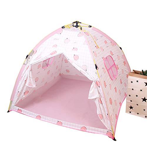 Global-tent Kinder Automatikzelt, Indoor Outdoor Spielzeug Spielhaus, DREI Sekunden Geschwindigkeit Schalter Hautfreundlichen Stoff